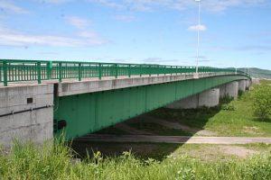 当麻比布線麻布橋